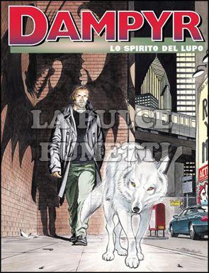 DAMPYR #   110: LO SPIRITO DEL LUPO