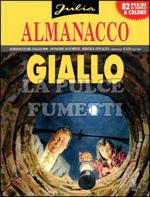 ALMANACCO DEL GIALLO 2009 - JULIA: IL CASO DELLA LUNA NEL POZZO
