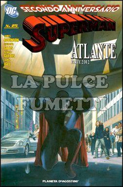 SUPERMAN #    25 - VARIANT