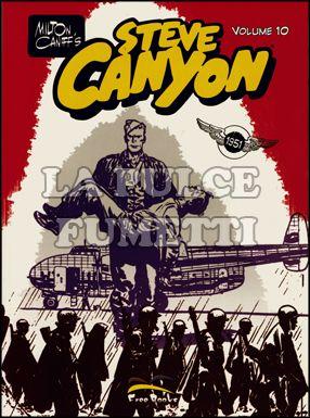 STEVE CANYON #    10