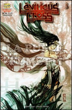 IMMAGINARI NUOVA SERIE #    14 - LEVITICUS CROSS  5