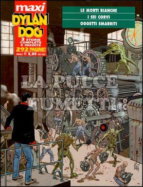 DYLAN DOG MAXI #    12: LE MORTI BIANCHE E ALTRE STORIE
