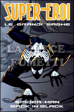 SUPER-EROI LE GRANDI SAGHE #     3 - SPIDER-MAN: BACK IN BLACK