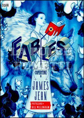 FABLES COPERTINE DI JAMES JEAN