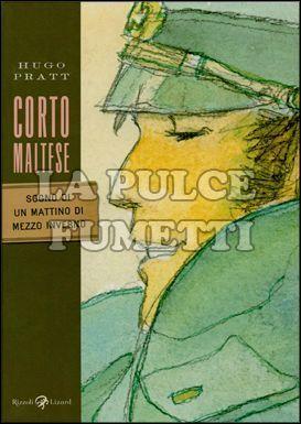 TASCABILI PRATT #    16 - CORTO MALTESE: SOGNO DI UN MATTINO DI MEZZO INVERNO
