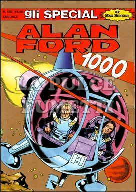 ALAN FORD SPECIAL 2009 #     1: ALAN FORD 1000