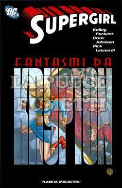 SUPERGIRL TP #     6: FANTASMI DA KRYPTON