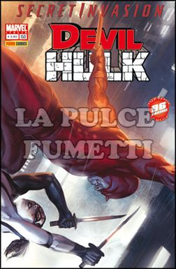 DEVIL E HULK #   150 - DEVIL VARIANT - SECRET INVASION