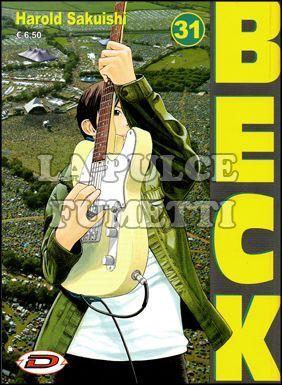 BECK - MONGOLIAN CHOP SQUAD #    31