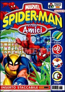 SPIDER-MAN E I SUOI AMICI #     8