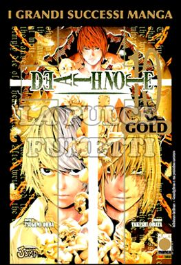 DEATH NOTE GOLD DELUXE #    10