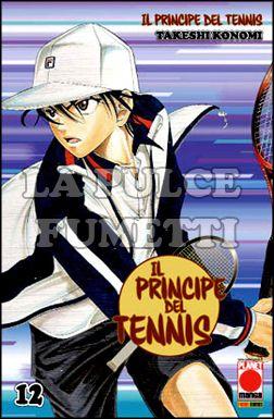 PRINCIPE DEL TENNIS #    12