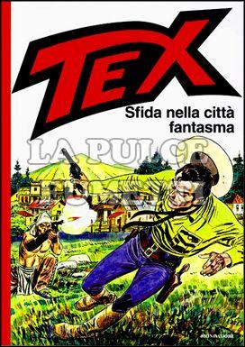 TEX CARTONATO - SFIDA NELLA CITTA FANTASMA