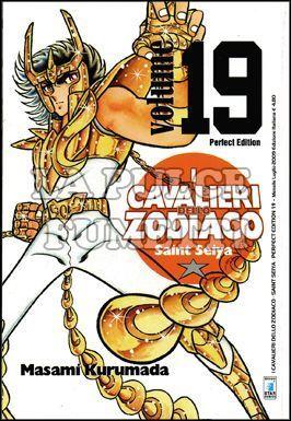 CAVALIERI DELLO ZODIACO PERFECT EDITION #    19