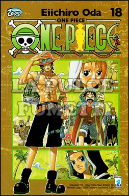 GREATEST #   114 - ONE PIECE NEW EDITION 18