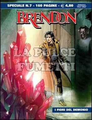 BRENDON SPECIALE #     7: I FIORI DEL DEMONIO
