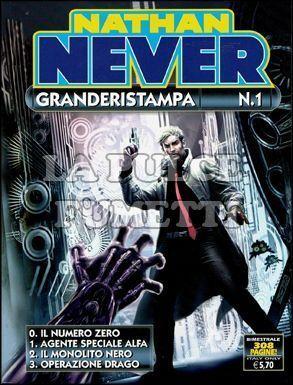 NATHAN NEVER GRANDE RISTAMPA #     1