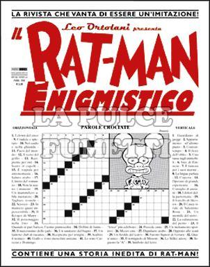 SPECIAL EVENTS #    65 - IL RAT-MAN ENIGMISTICO