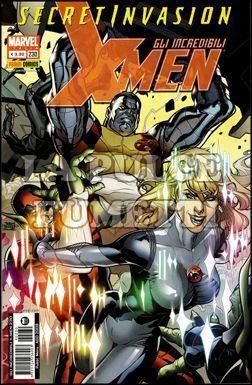 INCREDIBILI X-MEN #   230 - SECRET INVASION