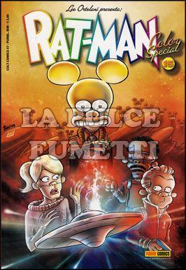 CULT COMICS #    57 - RAT-MAN COLOR SPECIAL 15