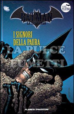 BATMAN LA LEGGENDA #    49: I SIGNORI DELLA PAURA