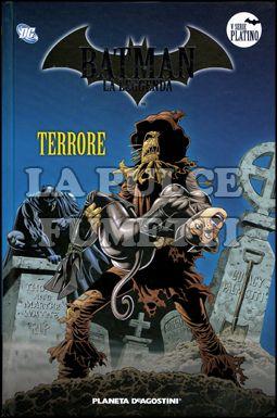 BATMAN LA LEGGENDA #    51: TERRORE