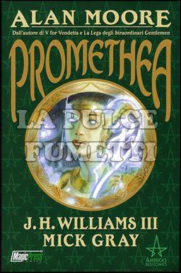 PROMETHEA #     1 - RISTAMPA