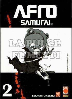 AFRO SAMURAI #     2