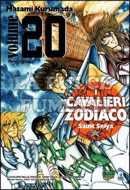 CAVALIERI DELLO ZODIACO PERFECT EDITION #    20