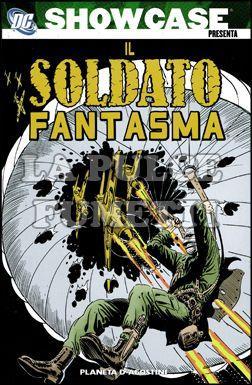 SOLDATO FANTASMA - SHOWCASE #     1