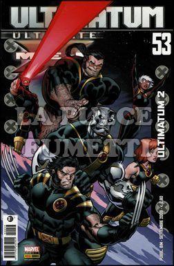 ULTIMATE X-MEN #    53: ULTIMATUM 2 CROSSOVER