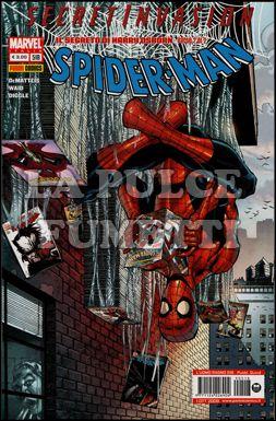 UOMO RAGNO #   518 - SPIDER-MAN - SECRET INVASION