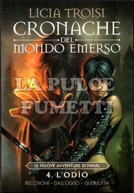 PANINI COMICS PRESENTA #    12 - CRONACHE DEL MONDO EMERSO  4
