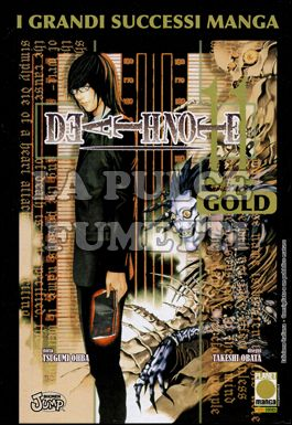 DEATH NOTE GOLD #    11