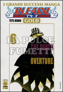 BLEACH GOLD DELUXE #     6