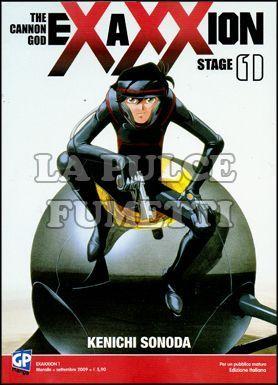EXAXXION #     1
