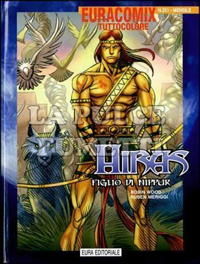 EURACOMIX #   251 - HIRAS FIGLIO DI NIPPUR  2