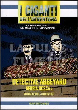 GIGANTI DELL'AVVENTURA #    77 - DETECTIVE ABBEYARD  2