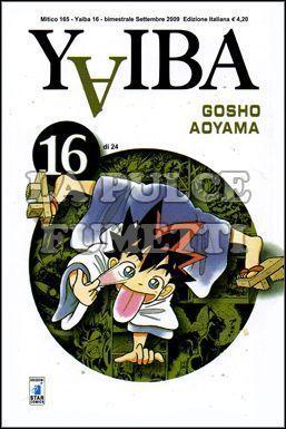 MITICO #   165 - YAIBA 16