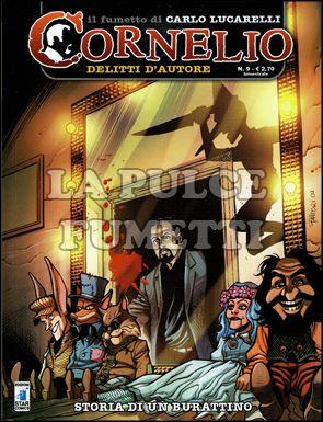 CORNELIO #     9: STORIA DI UN BURATTINO