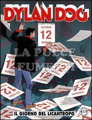 DYLAN DOG ORIGINALE #   277: IL GIORNO DEL LICANTROPO