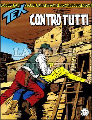 TEX NUOVA RISTAMPA #   237: CONTRO TUTTI