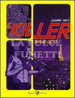 KILLER #     1: PRIMO CICLO