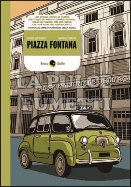 CRONACA STORICA #    15: PIAZZA FONTANA