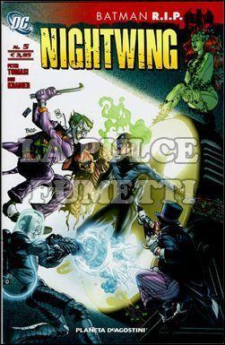 NIGHTWING #     5 - BATMAN RIP