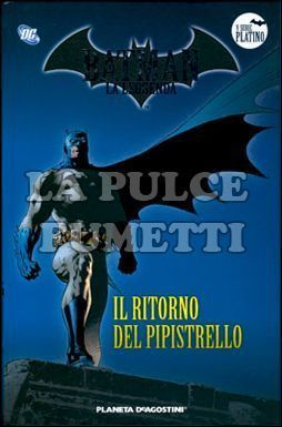 BATMAN LA LEGGENDA #    60: IL RITORNO DEL PIPISTRELLO