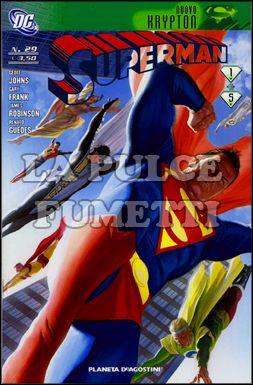SUPERMAN #    29 - NUOVO KRYPTON 1