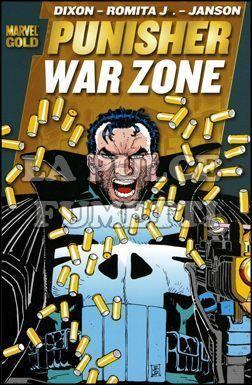 MARVEL GOLD - PUNISHER: WAR ZONE