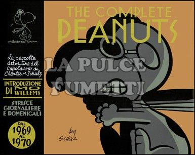 THE COMPLETE PEANUTS #    10 - 1969 / 1970