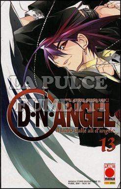 MANGA STORIE NUOVA SERIE #    35 - DNANGEL 13
